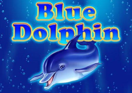 Sininen delfiini