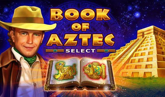 Piliin ang Aklat ng Aztec