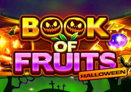 Book of Fruits Halloween
