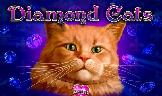 Mga Pusa ng Diamond