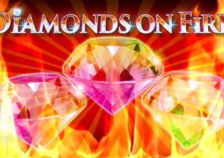 Diamantes en llamas