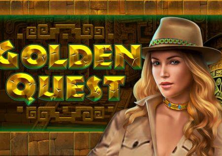 Gouden zoektocht