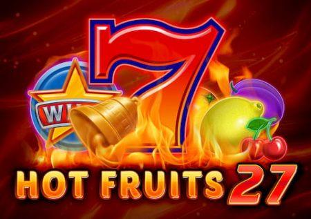 Kuumat hedelmät 27