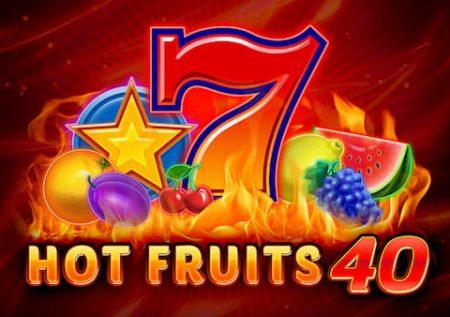 Kuumat hedelmät 40
