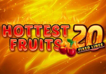 Heetste fruit 20