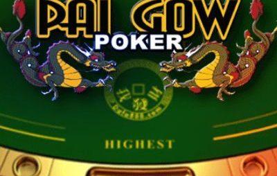 ¿Cómo jugar Pai Gow Poker en línea?