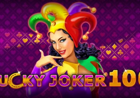Joker may mắn 100