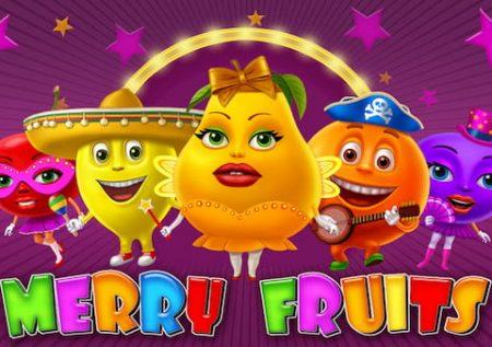 Hyvää hedelmää