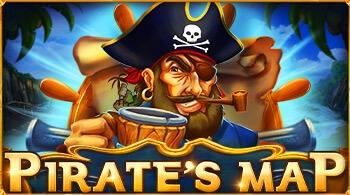 Pirātu karte