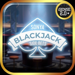 SONYA BLACKJACK WITH SIDE BETS