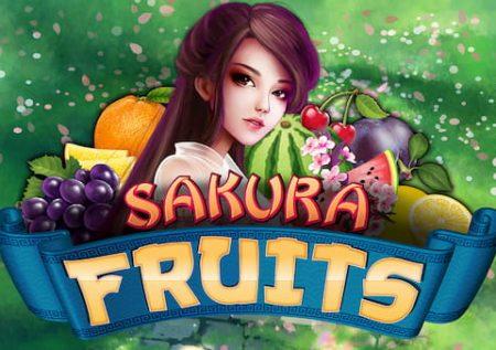 Sakura gyümölcsök