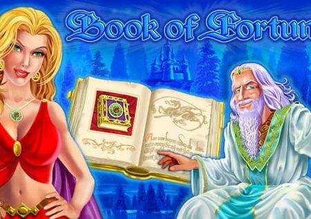 Boek van fortuin